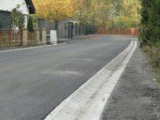 Gmina Lubań zakończyła dwie inwestycje drogowe