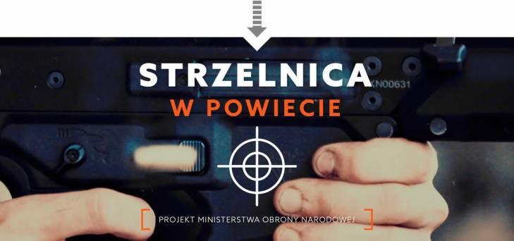 """Konkurs Ofert """"Strzelnica w powiecie 2021"""